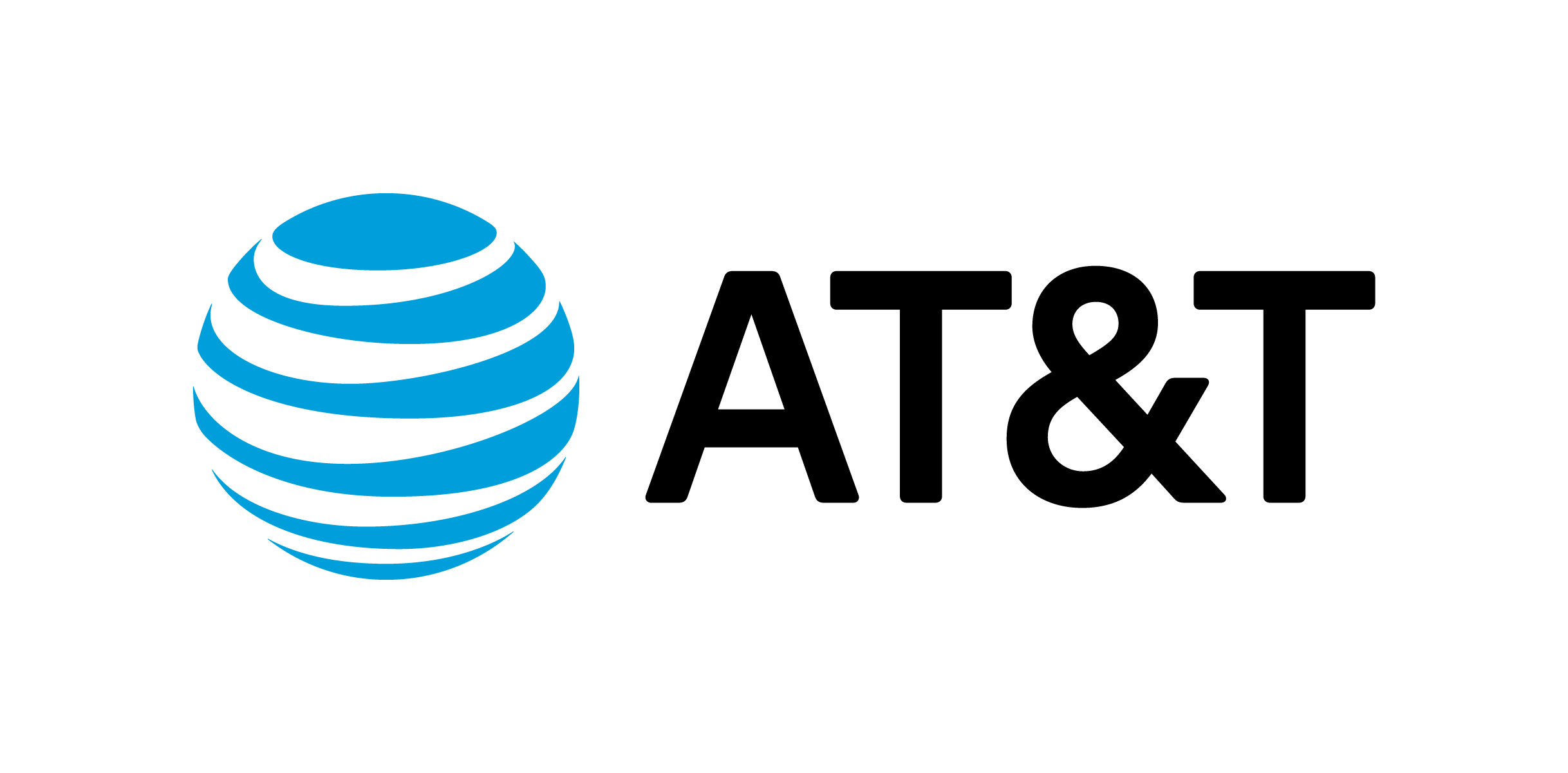 AT&T 2016 logo with letters