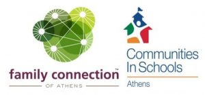 Family Connection-Communities In Schools of Athens Logo