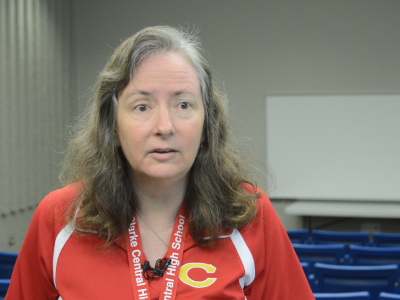 Sheila Dunham- Assistant Principal Clarke Central High School