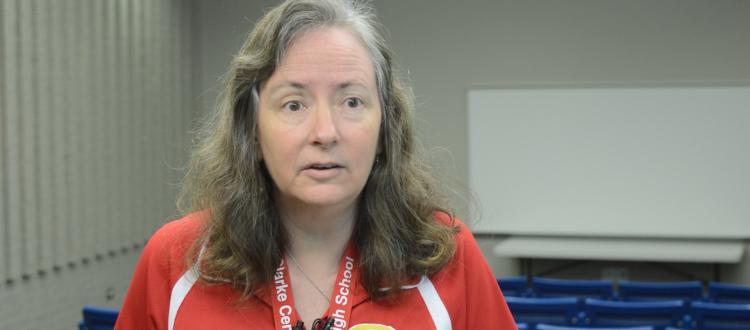Sheila Dunham- Assistant Principal Clarke Central High School